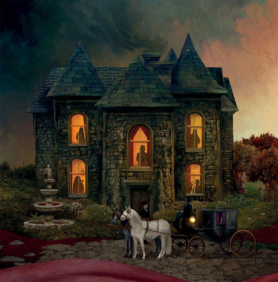 Opeth - Official Website | In Cauda Venenum - Coming Soon